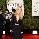 Kate Hudson en los Globos de Oro 2013