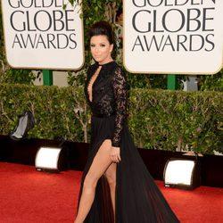 Eva Longoria en los Globos de Oro 2013