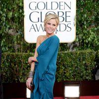 Julie Bowen en los Globos de Oro 2013