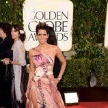 Halle Berry en los Globos de Oro 2013