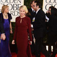 Naomi Watts de 'Lo imposible' en los Globos de Oro 2013
