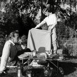 Audrey Hepburn en 'Ariane', 1957