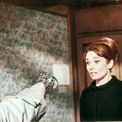 Audrey Hepburn en 'Charada' 1963
