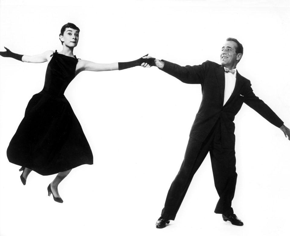 Audrey Hepburn en 'Sabrina', 1954