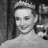 Audrey Hepburn hecha toda una princesa en 'Vacaciones en Roma'