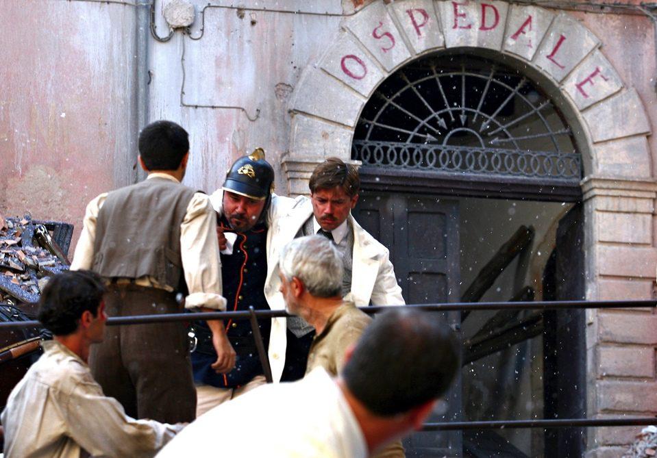 Moscati: El médico de los pobres, fotograma 3 de 7