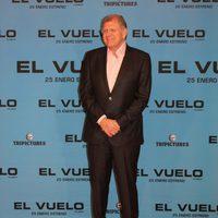 Robert Zemeckis en la presentación de 'El vuelo' en Madrid