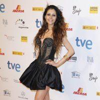 Yolanda Font en la entrega de los Premios José María Forqué 2013