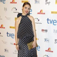 Cristina Brondo en la entrega de los Premios José María Forqué 2013