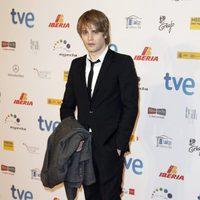 Jaime Olías en la entrega de los Premios José María Forqué 2013