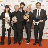 Maribel Verdú, José Sacristán y Gerardo Herrero, entre los premiados en los José María Forqué 2013