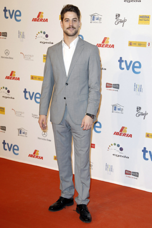 Luis Fernández en la entrega de los Premios José María Forqué 2013