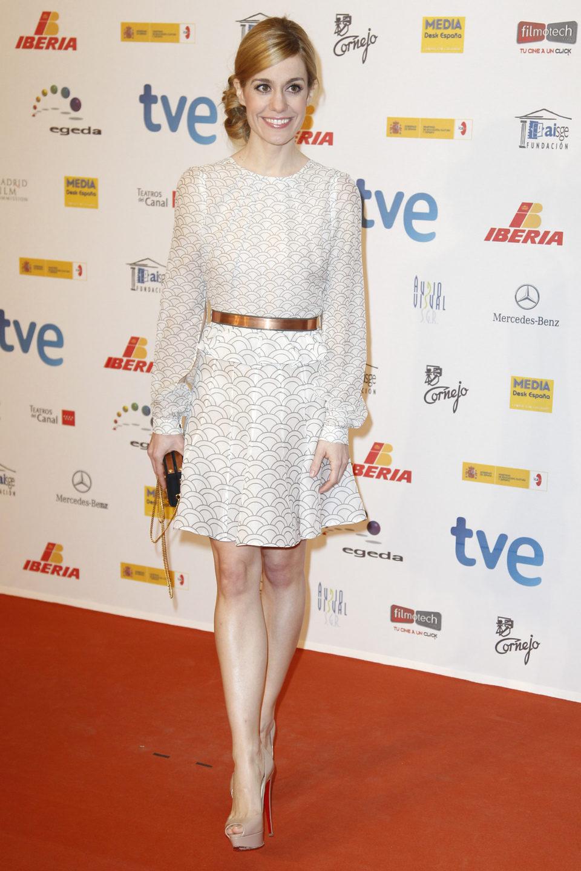 Alexandra Jiménez en la entrega de los Premios José María Forqué 2013