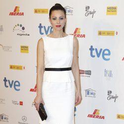 Ana Álvarez en la entrega de los Premios José María Forqué