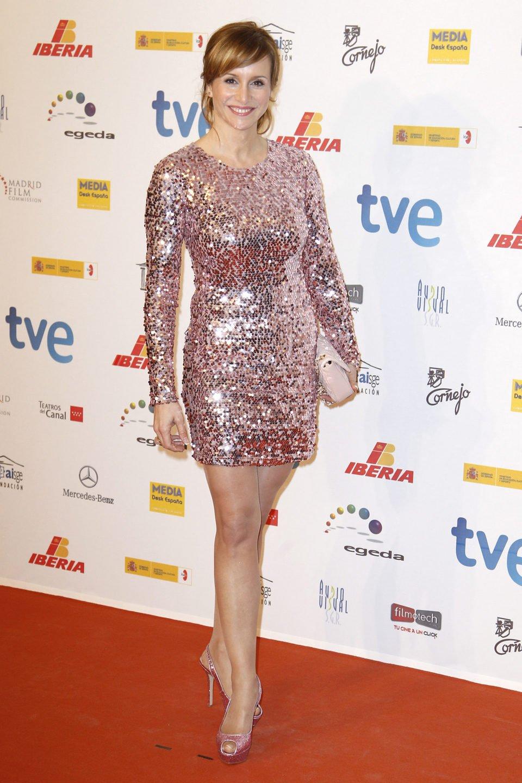 Mar Regueras en la entrega de los Premios José María Forqué 2013