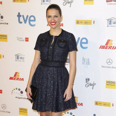 Ana Ruiz en la entrega de los Premios José María Forqué 2013