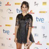 Hiba Abouk en la entrega de los Premios José María Forqué 2013
