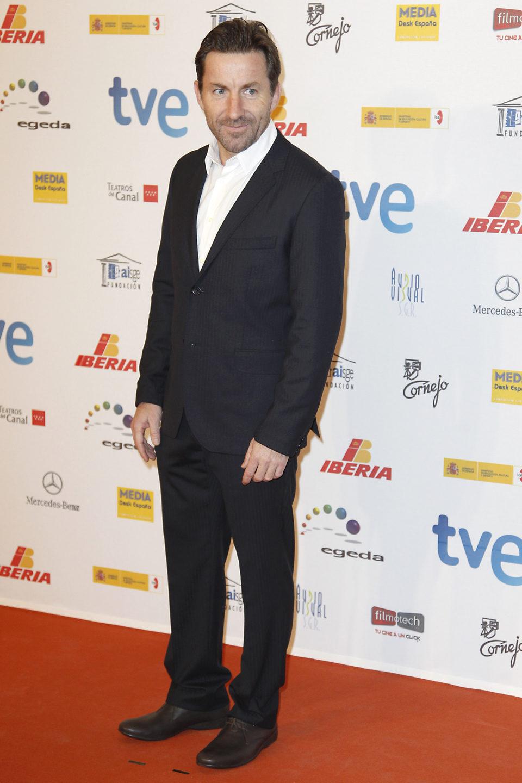 Antonio de la Torre en la entrega de los Premios José María Forqué 2013