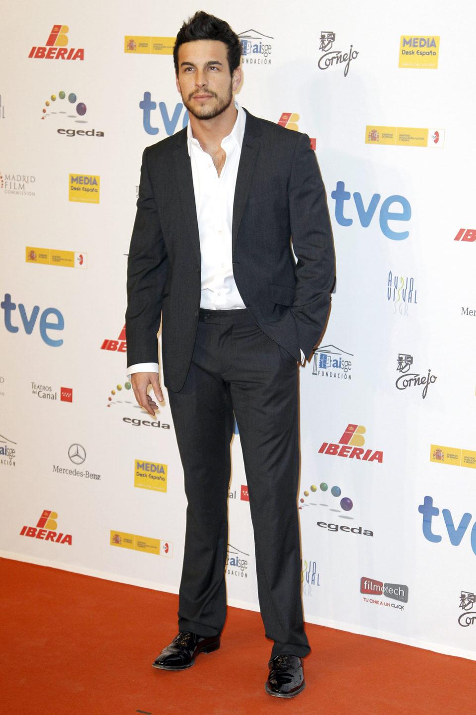 Mario Casas en la entrega de los Premios José María Forqué 2013
