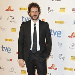 Daniel Grao en la entrega de los Premios José María Forqué 2013