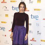 Verónica Echegui en la entrega de los Premios José María Forqué 2013