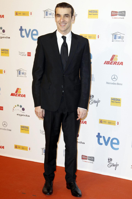 Luis Merlo en la entrega de los Premios José María Forqué 2013