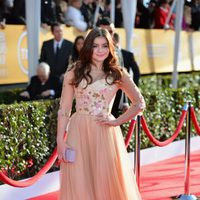 Ariel Winter en la alfombra roja de los Screen Actors Guild Awards 2013