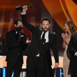 Ben Affleck recoge el premio de 'Argo' en los Screen Actors Guild Awards 2013