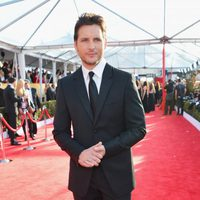 Peter Facinelli en la alfombra roja de los Screen Actors Guild Awards 2013