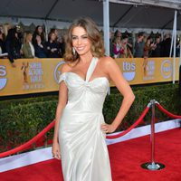 Sofia Vergara en la alfombra roja de los Screen Actors Guild Awards 2013