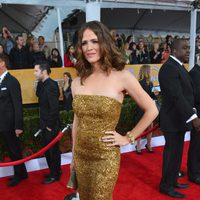 Jennifer Garner en la alfombra roja de los Screen Actors Guild Awards 2013