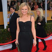 Amy Poehler en la alfombra roja de los Screen Actors Guild Awards 2013