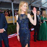 Nicole Kidman en la alfombra roja de los Screen Actors Guild Awards 2013