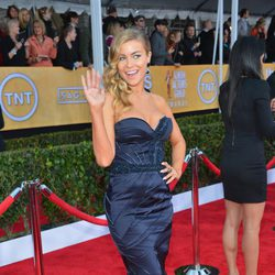 Carmen Electra en la alfombra roja de los Screen Actors Guild Awards 2013