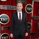 Neil Patrick Harris en la alfombra roja de los Screen Actors Guild Awards 2013