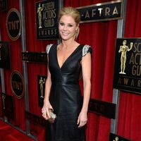 Julie Bowen en la alfombra roja de los Screen Actors Guild Awards 2013