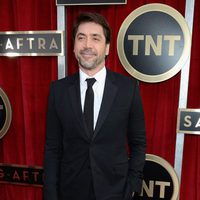 Javier Bardem en la alfombra roja de los Screen Actors Guild Awards 2013