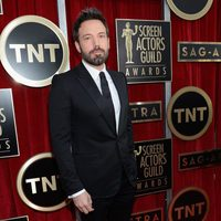 Ben Affleck en la alfombra roja de los Screen Actors Guild Awards 2013