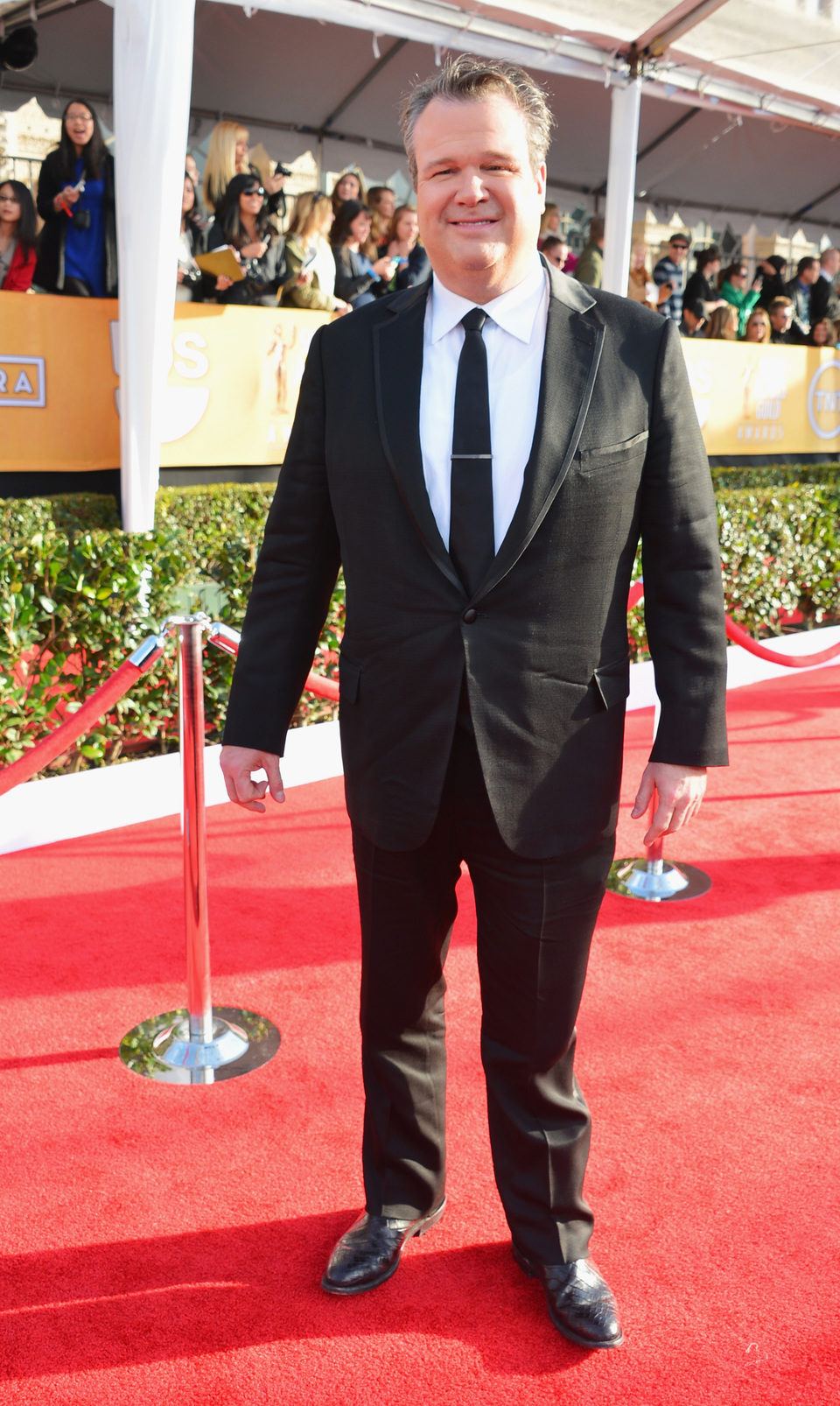 Eric Stonestreet en la alfombra roja de los Screen Actors Guild Awards 2013