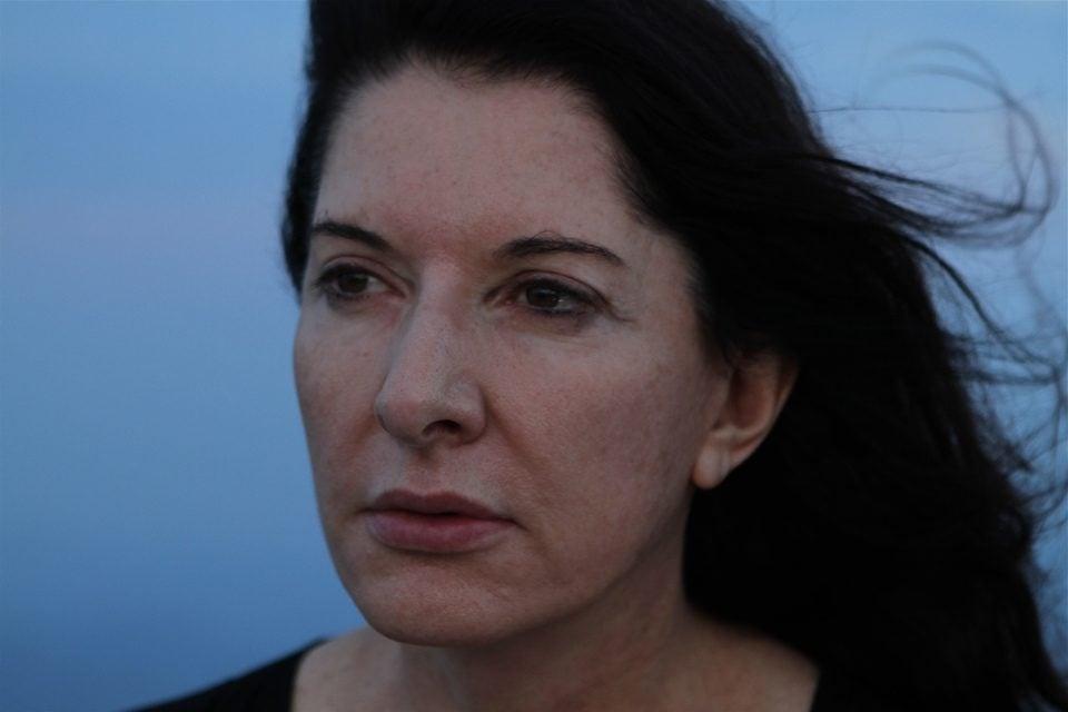 Marina Abramovic: La artista está presente, fotograma 8 de 9