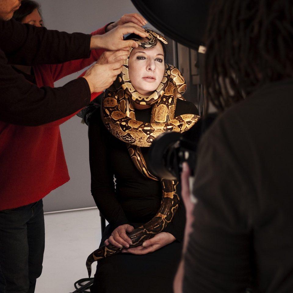 Marina Abramovic: La artista está presente, fotograma 7 de 9