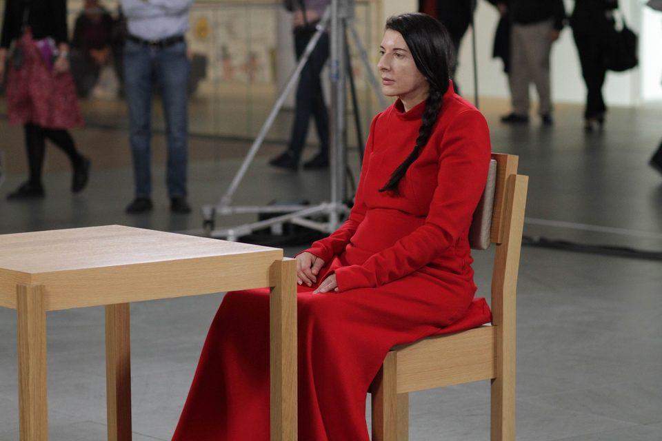 Marina Abramovic: La artista está presente, fotograma 5 de 9