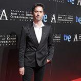 Paco León en la cena de los nominados a los Goya 2013