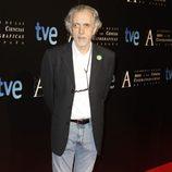 Fernando Trueba en la cena de los nominados a los Goya 2013