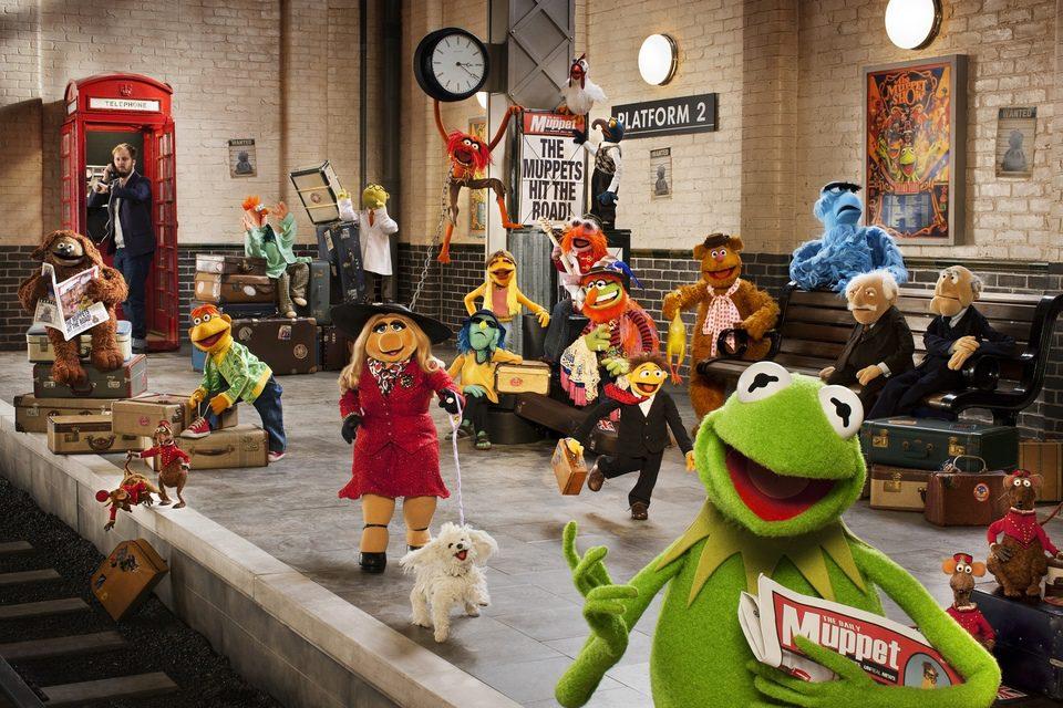 El tour de los Muppets, fotograma 1 de 24