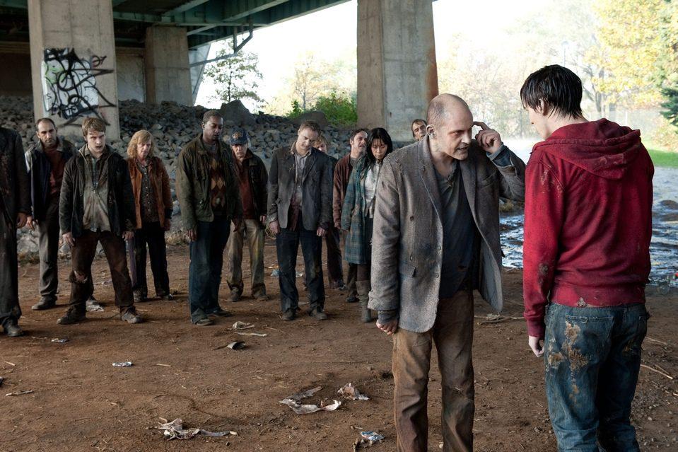 Memorias de un zombie adolescente, fotograma 12 de 31