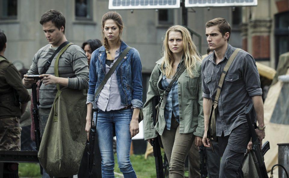 Memorias de un zombie adolescente, fotograma 5 de 31