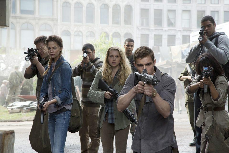 Memorias de un zombie adolescente, fotograma 2 de 31