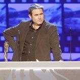 Sergi López en la gala de los Premios Gaudí 2013