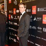 Marc Clotet en la alfombra roja de los Premios Gaudí 2013